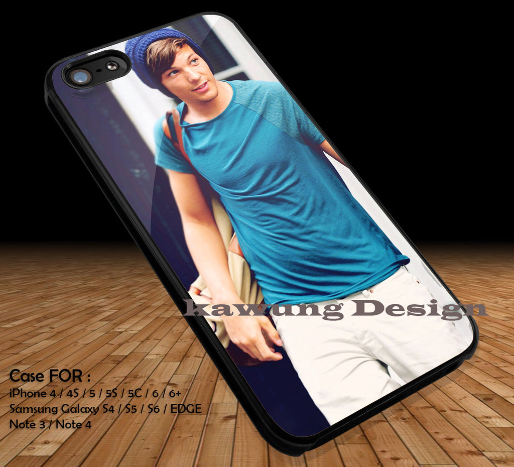 One Direction 1D DOP2161 case/cover for iPhone 4/4s/5/5c/6/6+/6s/6s+ Samsung Galaxy S4/S5/S6/Edge/Edge+ NOTE 3/4/5 #music #1d - Kawung Design  - 1