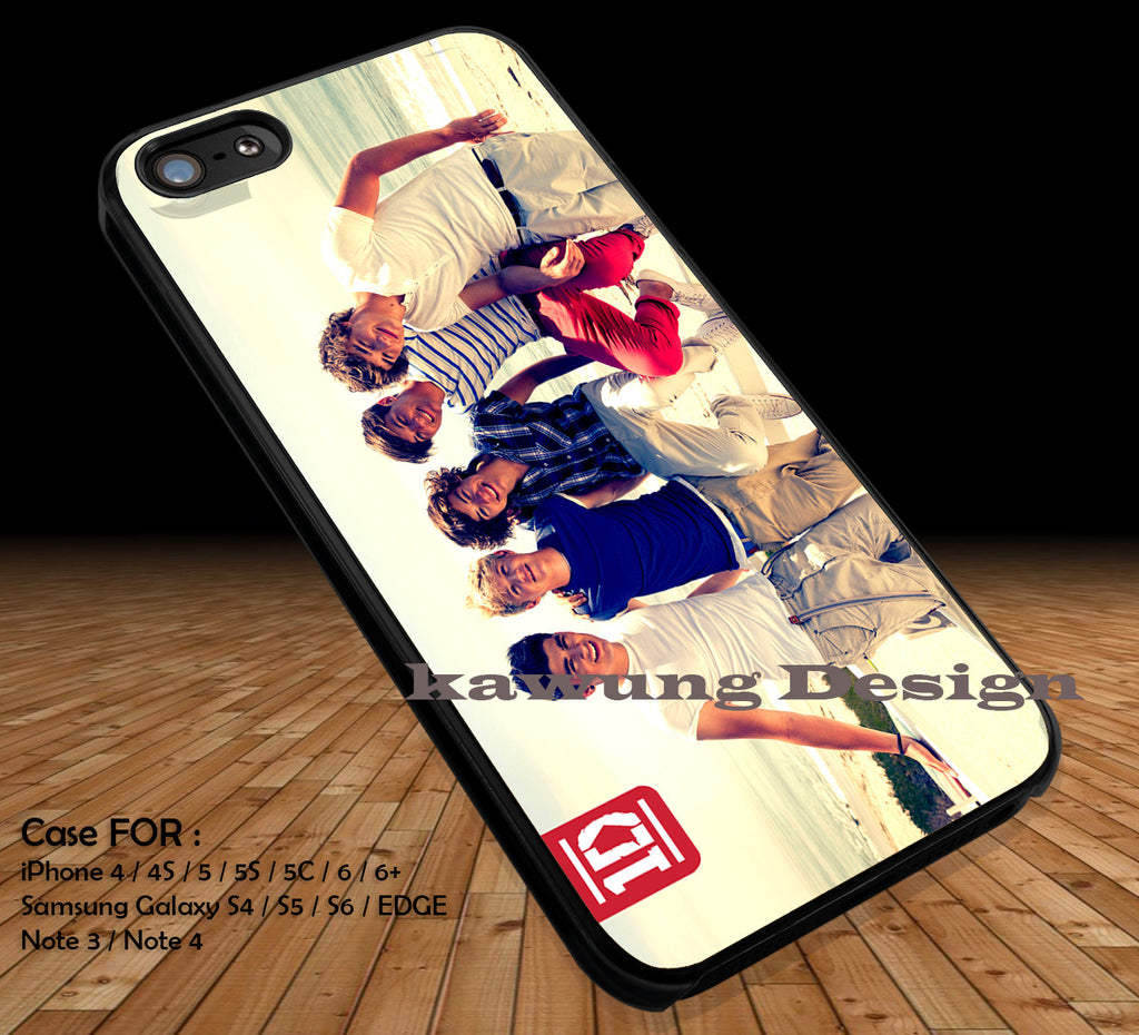One Direction 1D DOP2171 case/cover for iPhone 4/4s/5/5c/6/6+/6s/6s+ Samsung Galaxy S4/S5/S6/Edge/Edge+ NOTE 3/4/5 #music #1d - Kawung Design  - 1