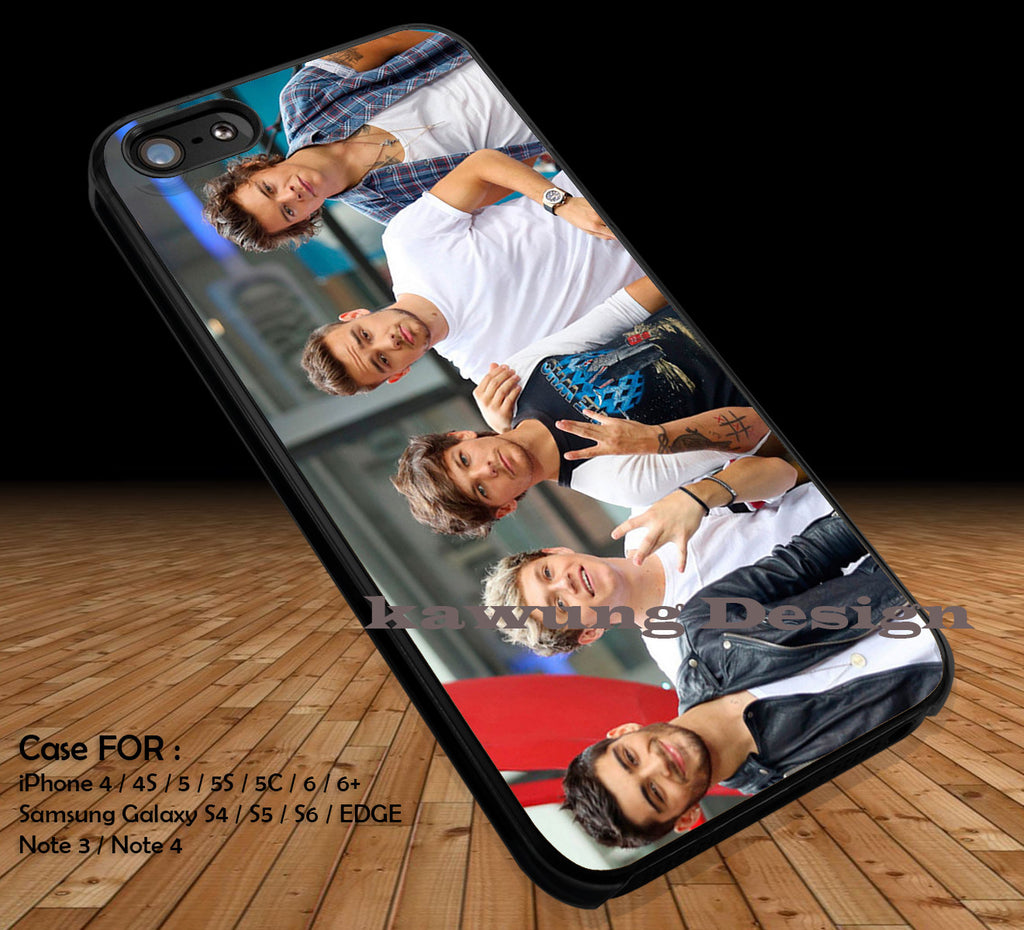 One Direction 1D DOP2193 case/cover for iPhone 4/4s/5/5c/6/6+/6s/6s+ Samsung Galaxy S4/S5/S6/Edge/Edge+ NOTE 3/4/5 #music #1d - Kawung Design  - 1