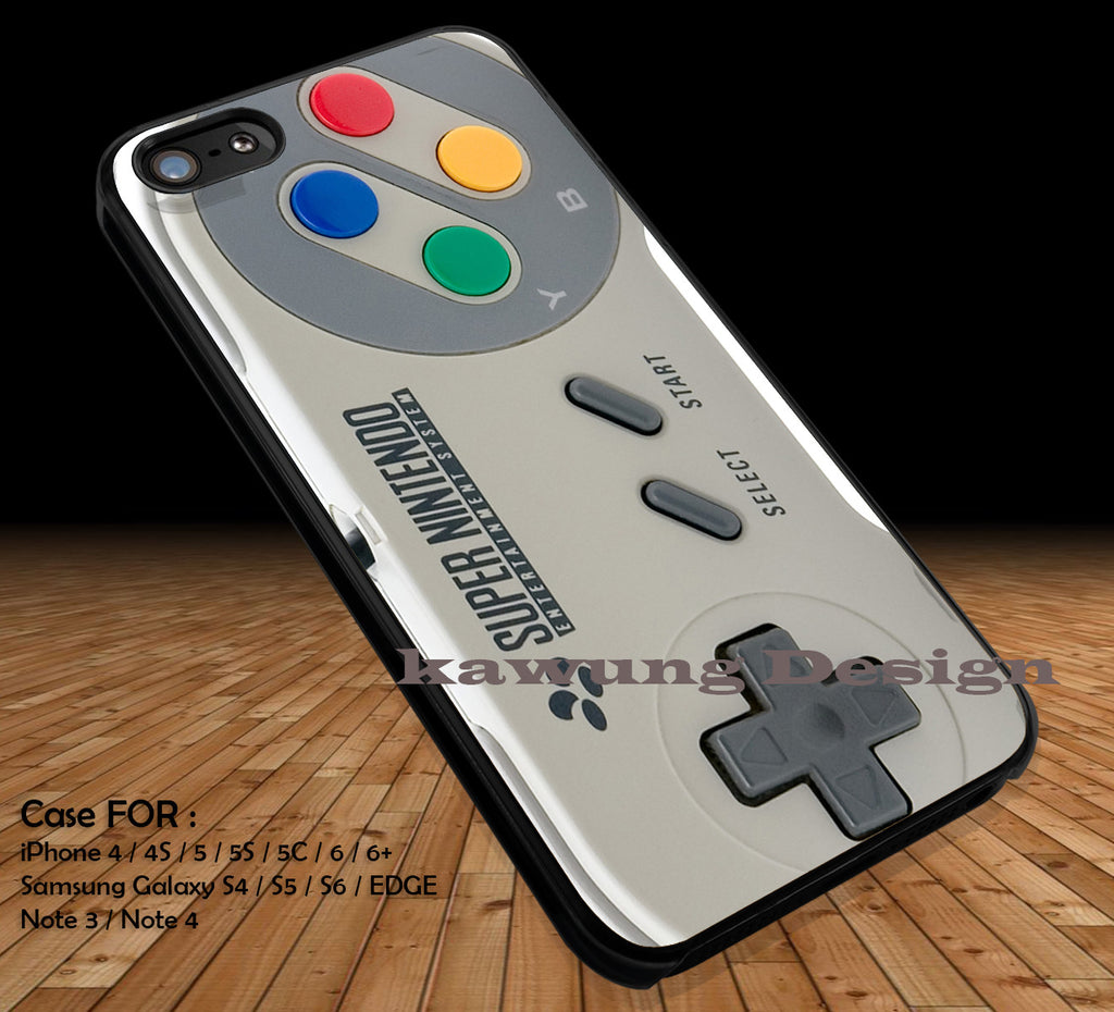 online store 2e408 6196d Super Nintendo Game Controller iPhone 6s 6 6s+ 5c 5s Cases Samsung Galaxy  s5 s6 Edge+ NOTE 5 4 3 #art DOP2303