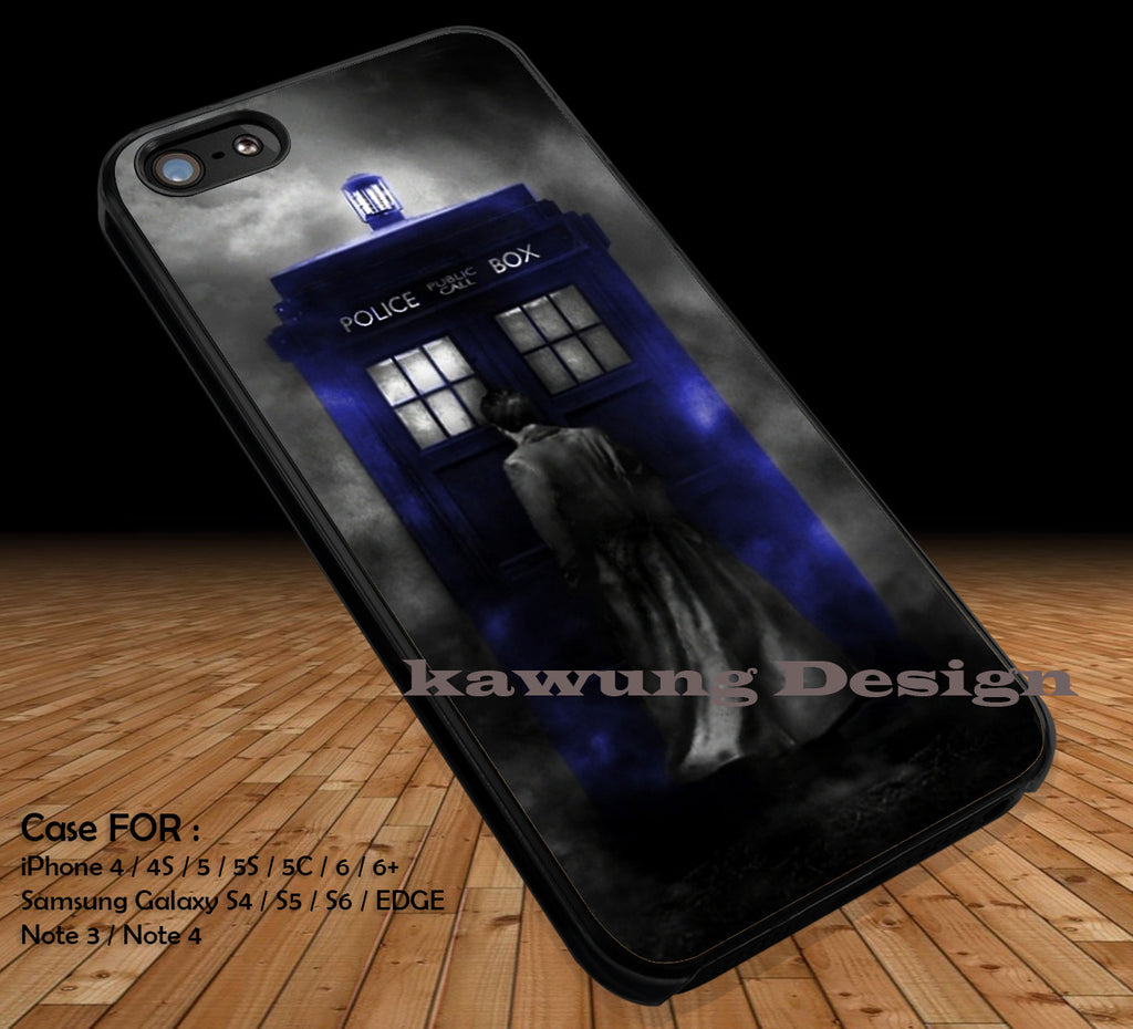 Cloudy Night dr Who iPhone X 8+ 7 6s Cases Samsung Galaxy S8 S7 edge NOTE 8 5 4