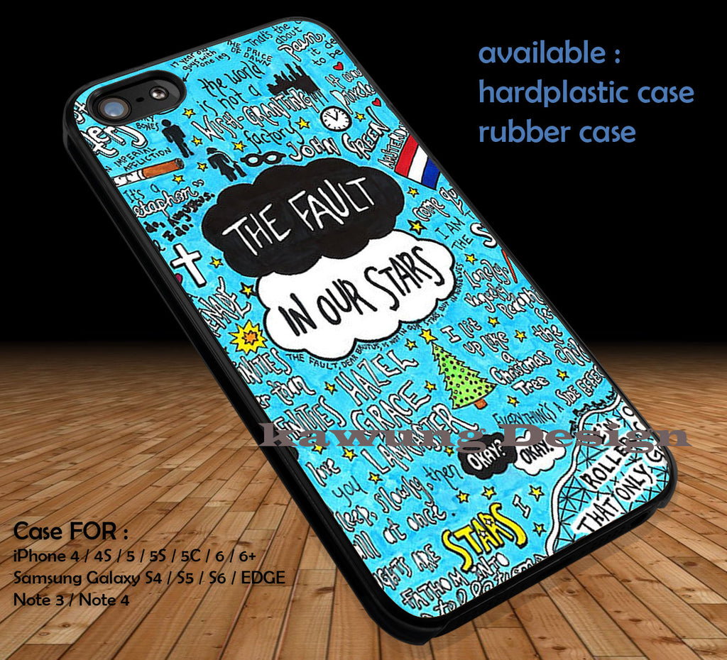 5s poster design - The Fault In Our Stars Collage Iphone 6s 6 6s 5c 5s Cases Samsung Galaxy S5