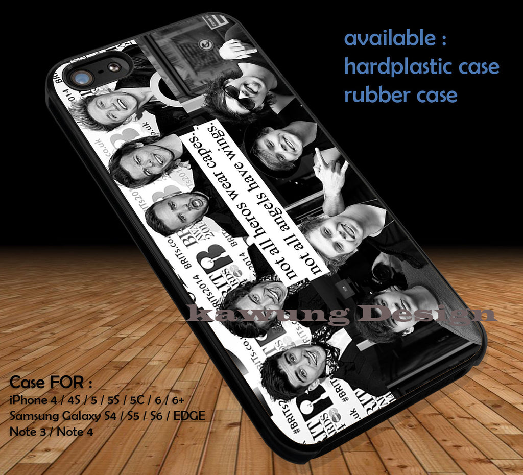 5 Seconds Of Summer & One Direction iPhone 6s 6 6s+ 5c 5s Cases Samsung Galaxy s5 s6 Edge+ NOTE 5 4 3 #music #5sos #1d DOP3114 - K-Designs