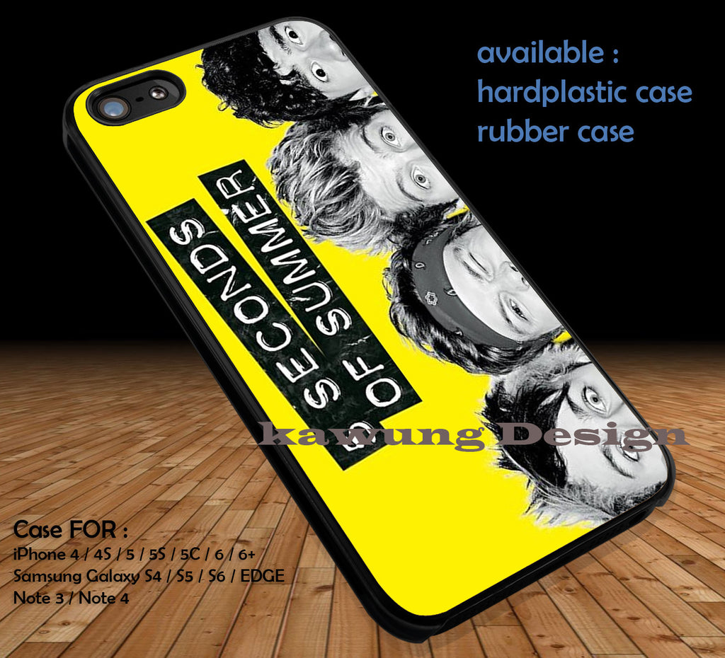 5 Seconds of Summer DOP3115 case/cover for iPhone 4/4s/5/5c/6/6+/6s/6s+ Samsung Galaxy S4/S5/S6/Edge/Edge+ NOTE 3/4/5 #music #5sos - K-Designs