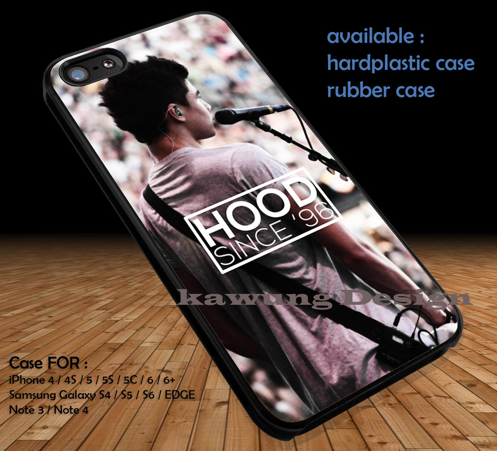 Calum Hood Since iPhone 6s 6 6s+ 5c 5s Cases Samsung Galaxy s5 s6 Edge+ NOTE 5 4 3 #music #5sos DOP3134 - Kawung Design  - 1