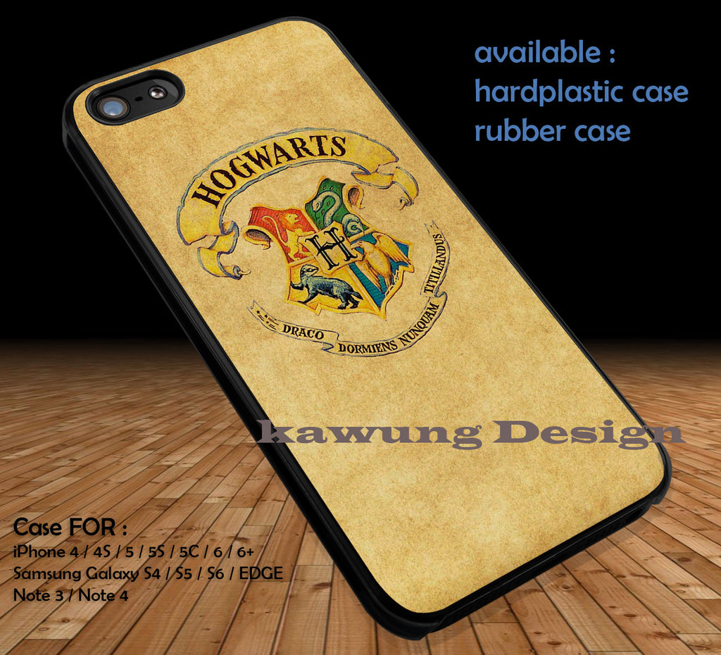 Hogwarts Harry Potter Uniform DOP374 case/cover for iPhone 4/4s/5/5c/6/6+/6s/6s+ Samsung Galaxy S4/S5/S6/Edge/Edge+ NOTE 3/4/5 #movie #hp - Kawung Design  - 1