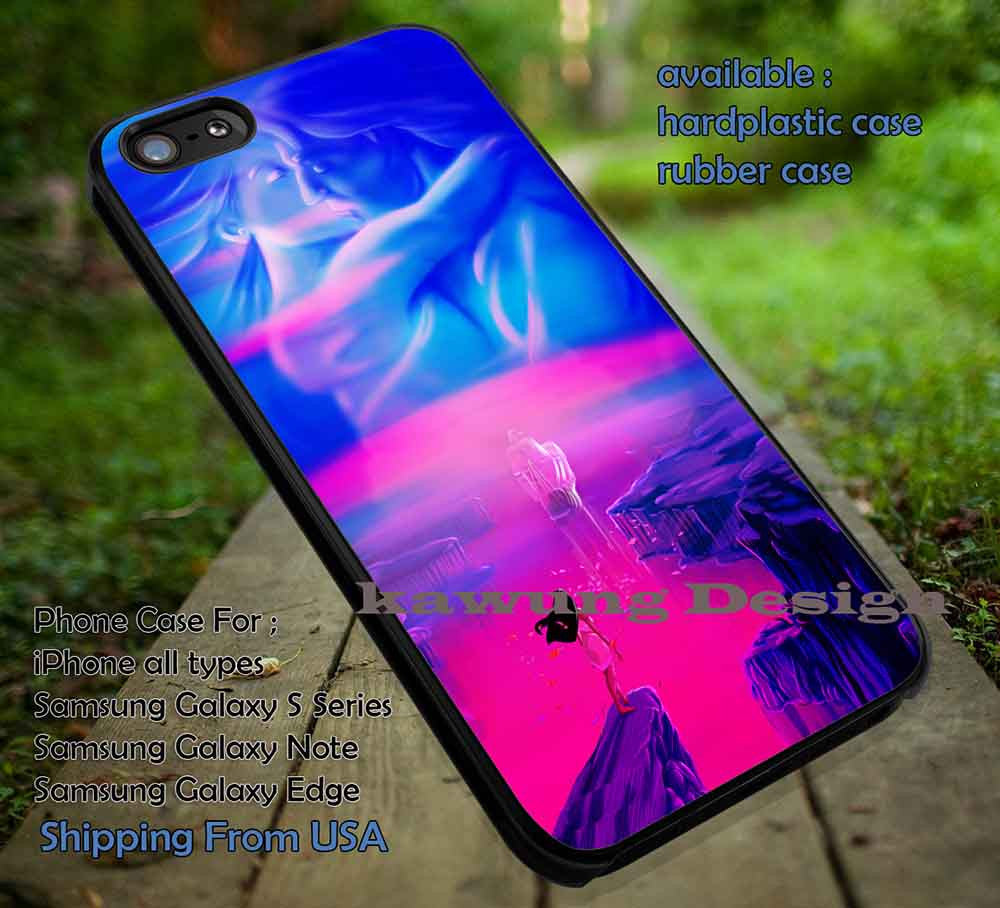 Cartoon Kissing Couple iPhone 6s 6 6s+ 6plus Cases Samsung Galaxy s5 s6 Edge+ NOTE 5 4 3 #cartoon #animated #disney #Pocahontas DOP612 - Kawung Design  - 1