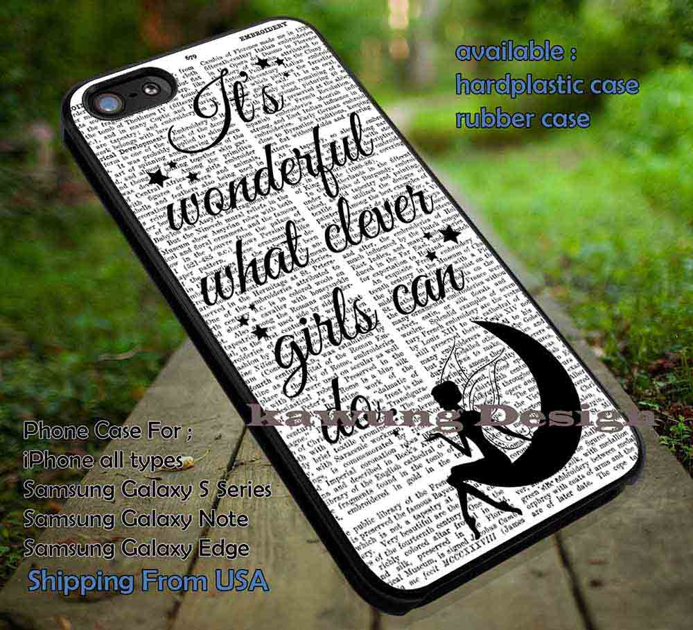 girl quotes peter pan iphone 6s 6 6s 5c 5s cases samsung galaxy s5 s6 edge
