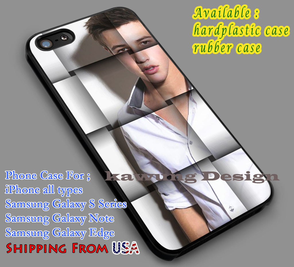 Cameron Dallas Effect iPhone 6s 6 6s+ 5c 5s Cases Samsung Galaxy s5 s6 Edge+ NOTE 5 4 3 #movie #MagconBoys dl6 - Kawung Design  - 1