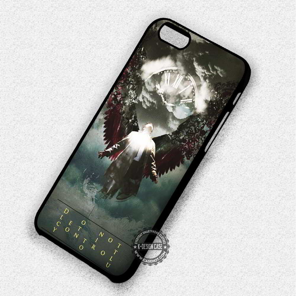 Do Not Castiel Quote Supernatural - iPhone 7 6 Plus 5c 5s SE Cases & Covers - Kawung Design  - 1
