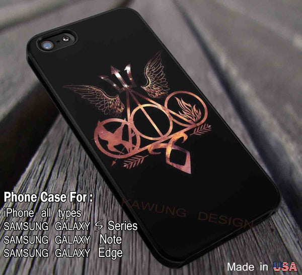 Ancient Symbols iPhone 6s 6s+ 6 plus 5c 5s 4s Cases Samsung Galaxy s5 s6 Edge NOTE 5 4 3 Covers #movie #supernatural #GameOfThrones #harrypotter dl9 - Kawung Design  - 1