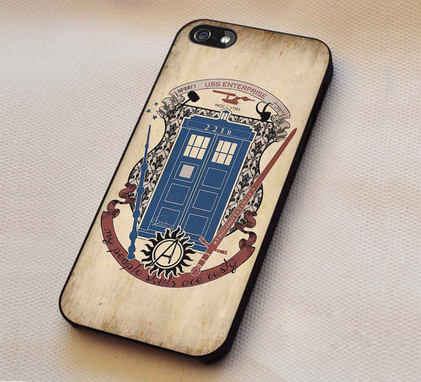 Sherlock Fandom Dr Who iPhone 6s+ 6 plus 5s 5c Cases Samsung Galaxy s5 s6 Edge+ NOTE 5 4 3 #movie #sherlock #DoctorWho dl2 - Kawung Design  - 1