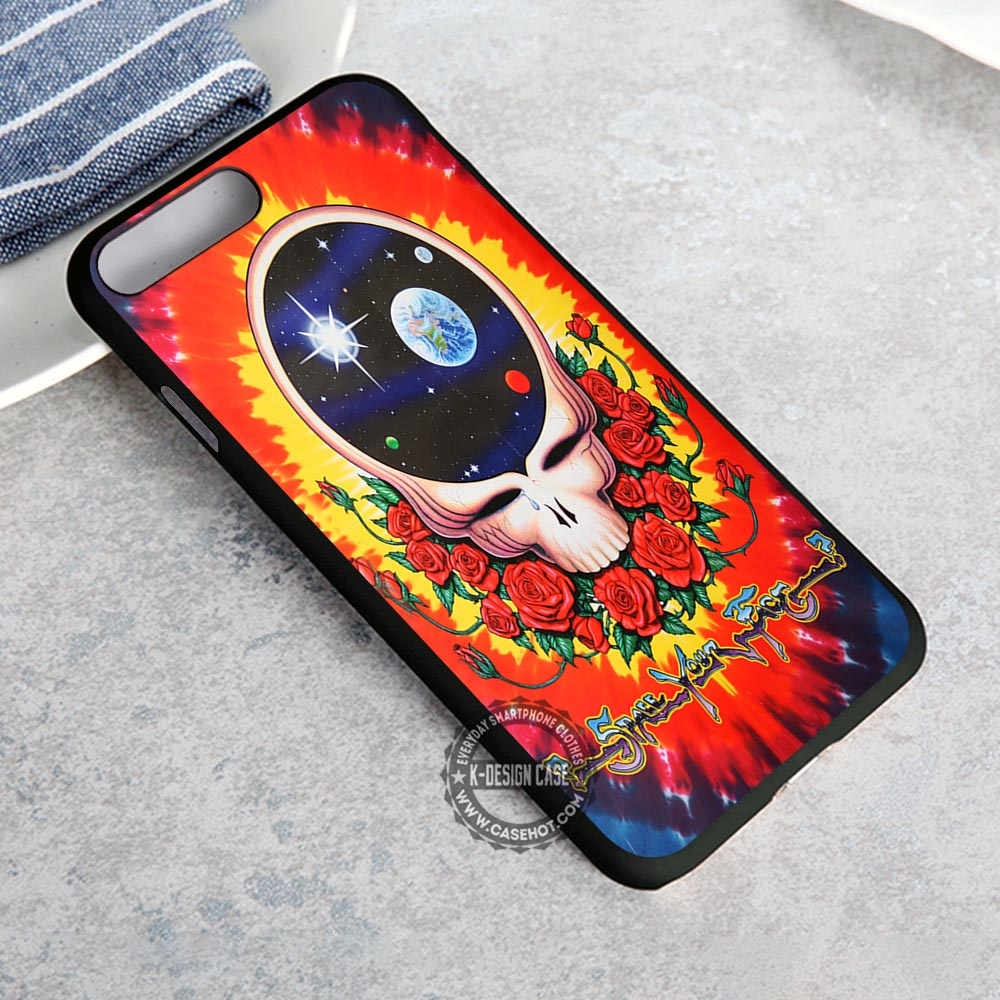 Grateful Dead 'Space Your Face iPhone 8 Plus Case