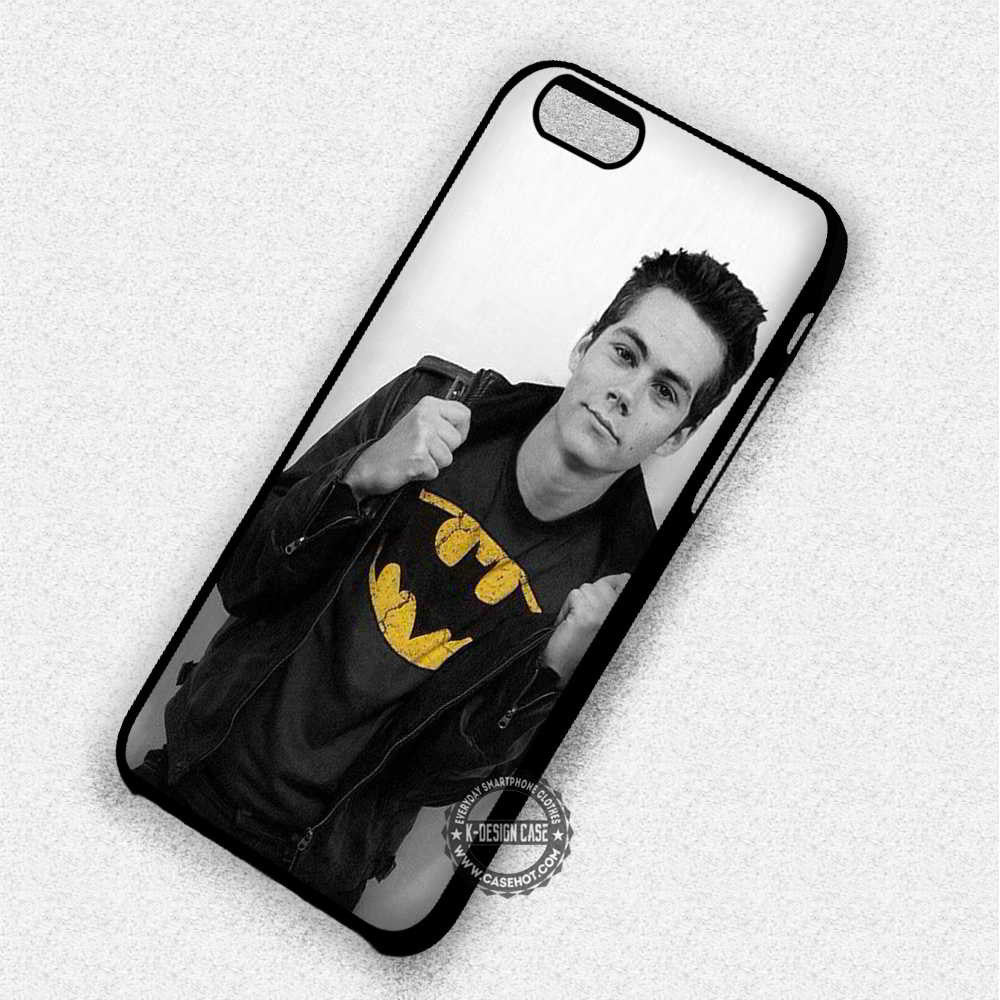My Superhero Dylan O'brien - iPhone 7 6 Plus 5c 5s SE Cases & Covers - Kawung Design  - 1