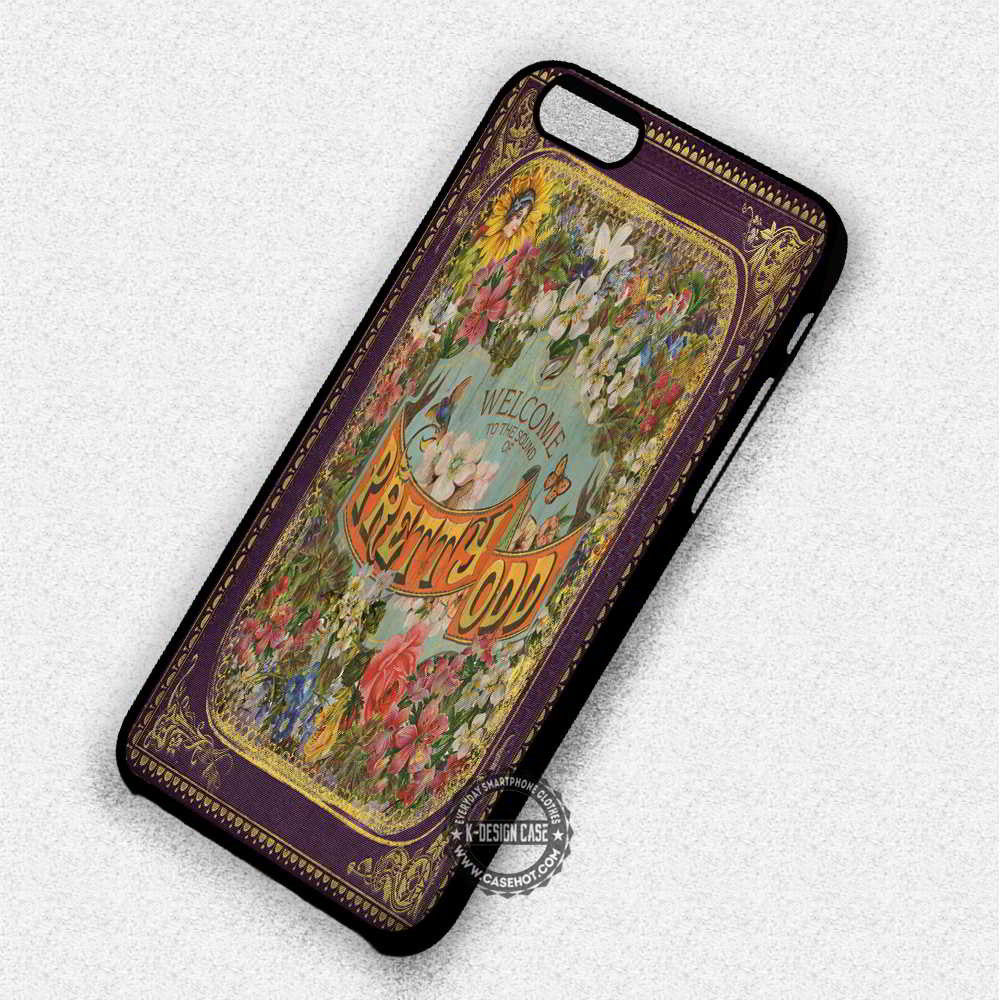Pretty Odd Album - iPhone 7 6 Plus 5c 5s SE Cases & Covers - Kawung Design  - 1