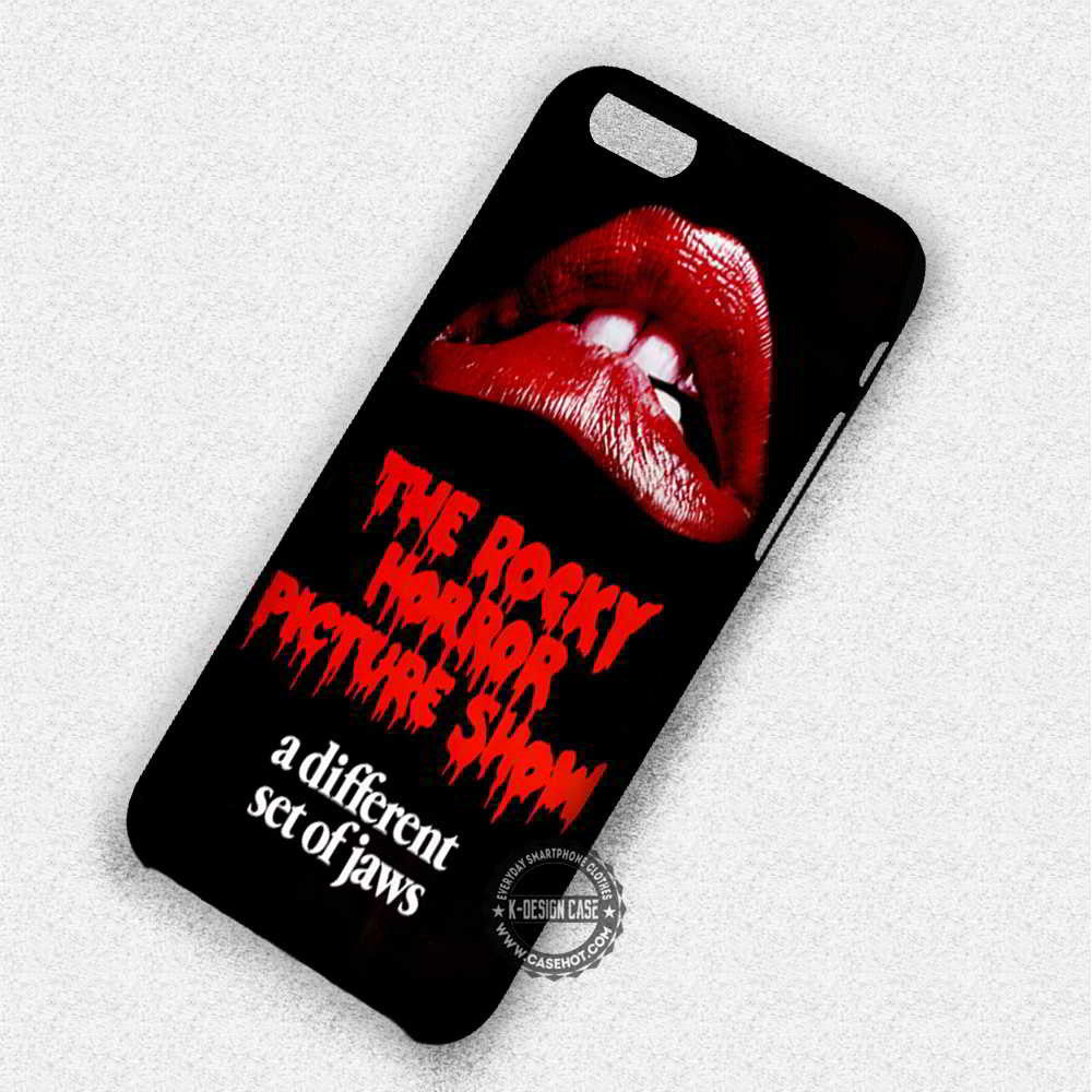 Rocky Horror Picture - iPhone 7 6 Plus 5c 5s SE Cases & Covers - Kawung Design  - 1