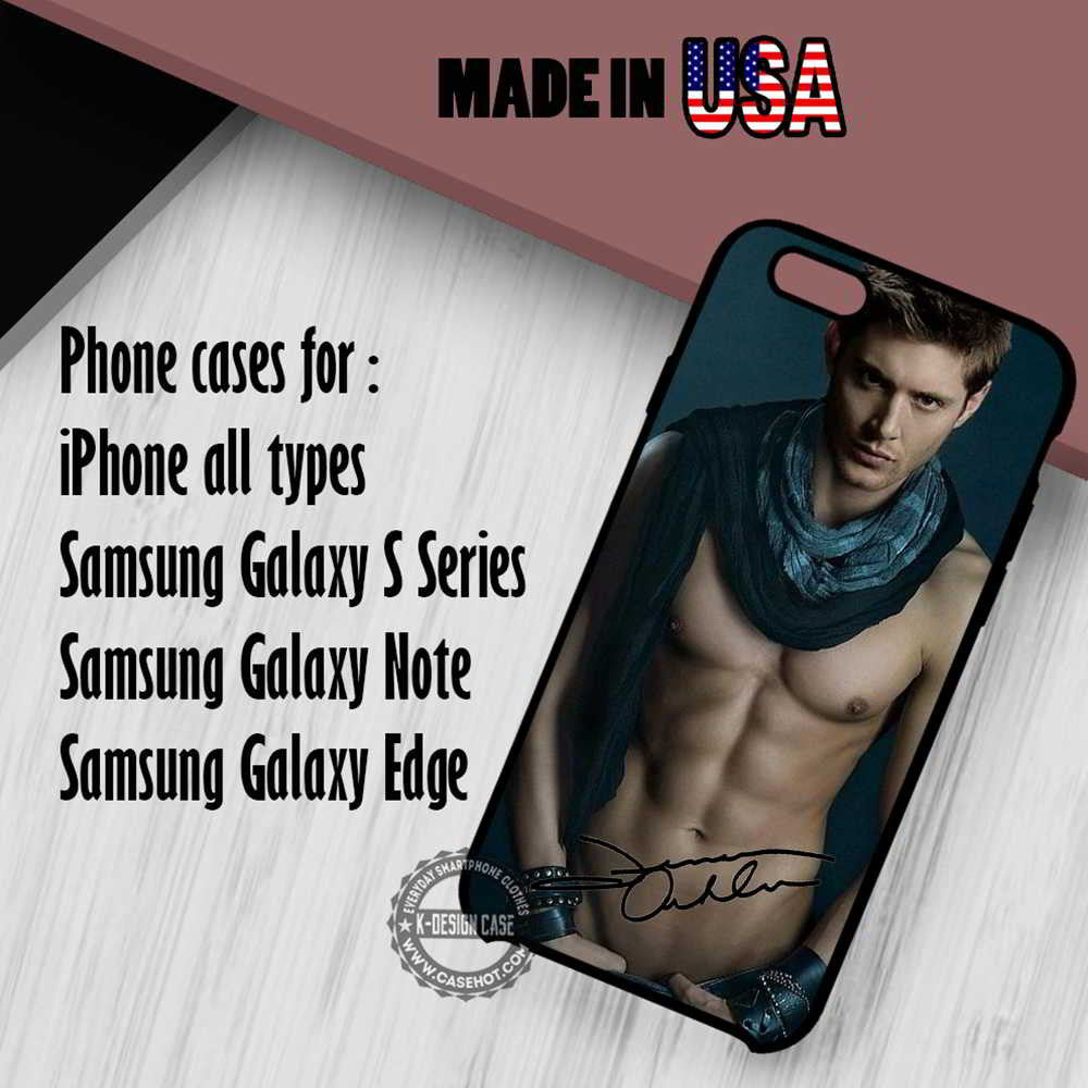 Sexy Dean Winchester | Case/cover for iPhone 4/4s/5/5c/6/6+/6s/6s+/7/7+ Samsung Galaxy S4/S5/S6/S7/Edge/Edge+ NOTE 3/4/5/7