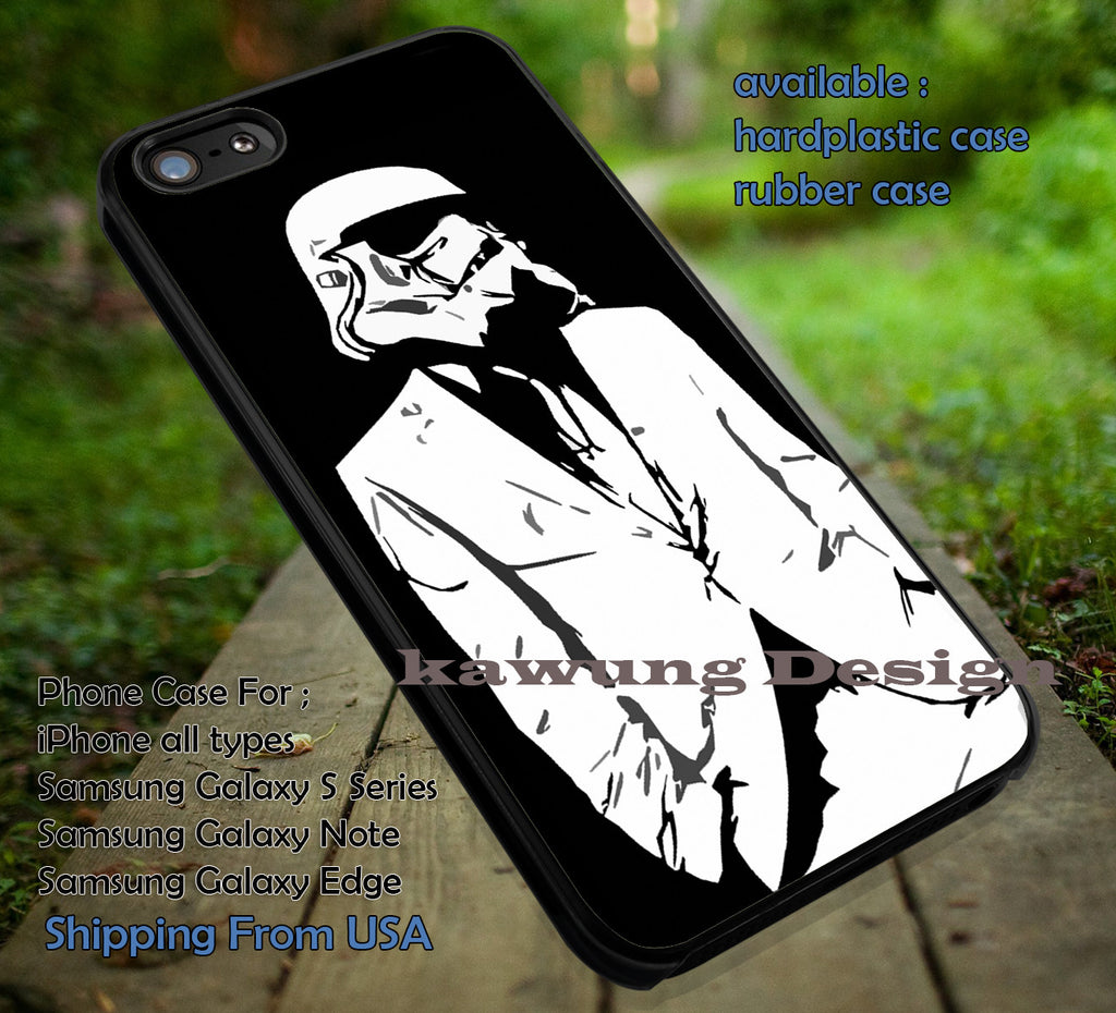 Stormtrooper Art iPhone 6s 6 6s+ 5c 5s Cases Samsung Galaxy s5 s6 Edge NOTE 5 4 3 #movie #starwars dt - Kawung Design  - 1
