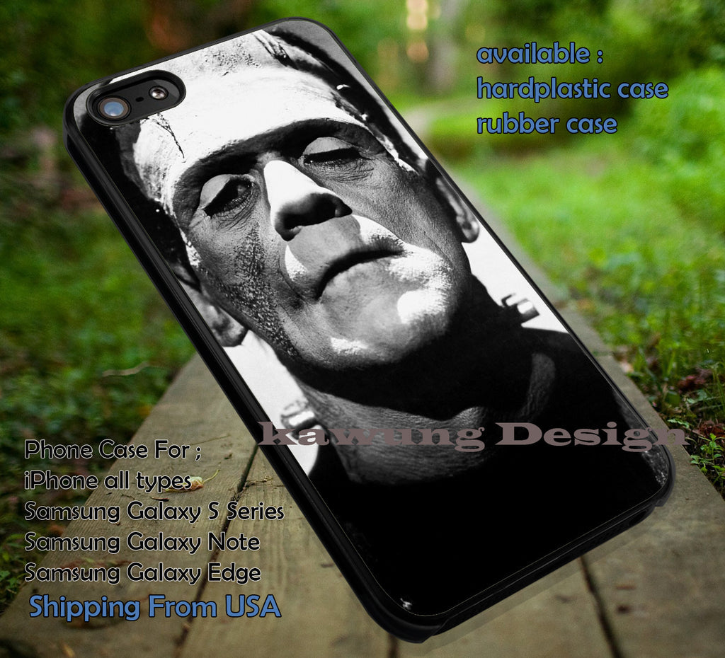 Bride of Frankestein the Monster Classic iPhone 6s 6 6s+ 5c 5s Cases Samsung Galaxy s5 s6 Edge+ NOTE 5 4 3 #movie #BrideOfFrankenstein dt - Kawung Design  - 1