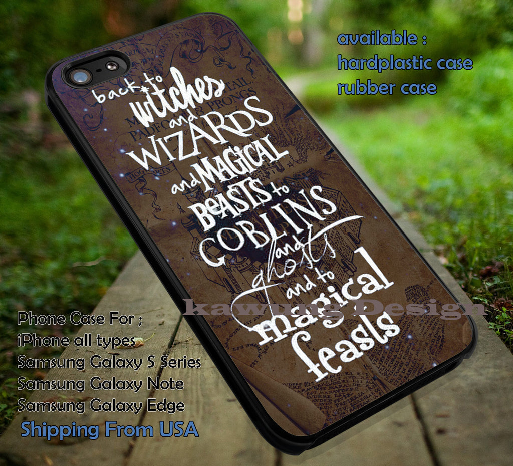 sale retailer fa548 744dd Movie Harry Potter Quote with Map iPhone 6s 6 6s+ 5c 5s Cases Samsung  Galaxy s5 s6 Edge+ NOTE 5 4 3 #movie #HarryPotter dt