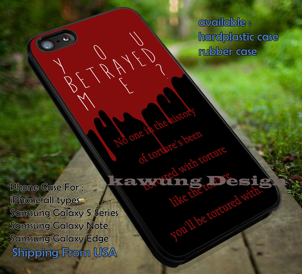 supernatural samsung s8 phone case