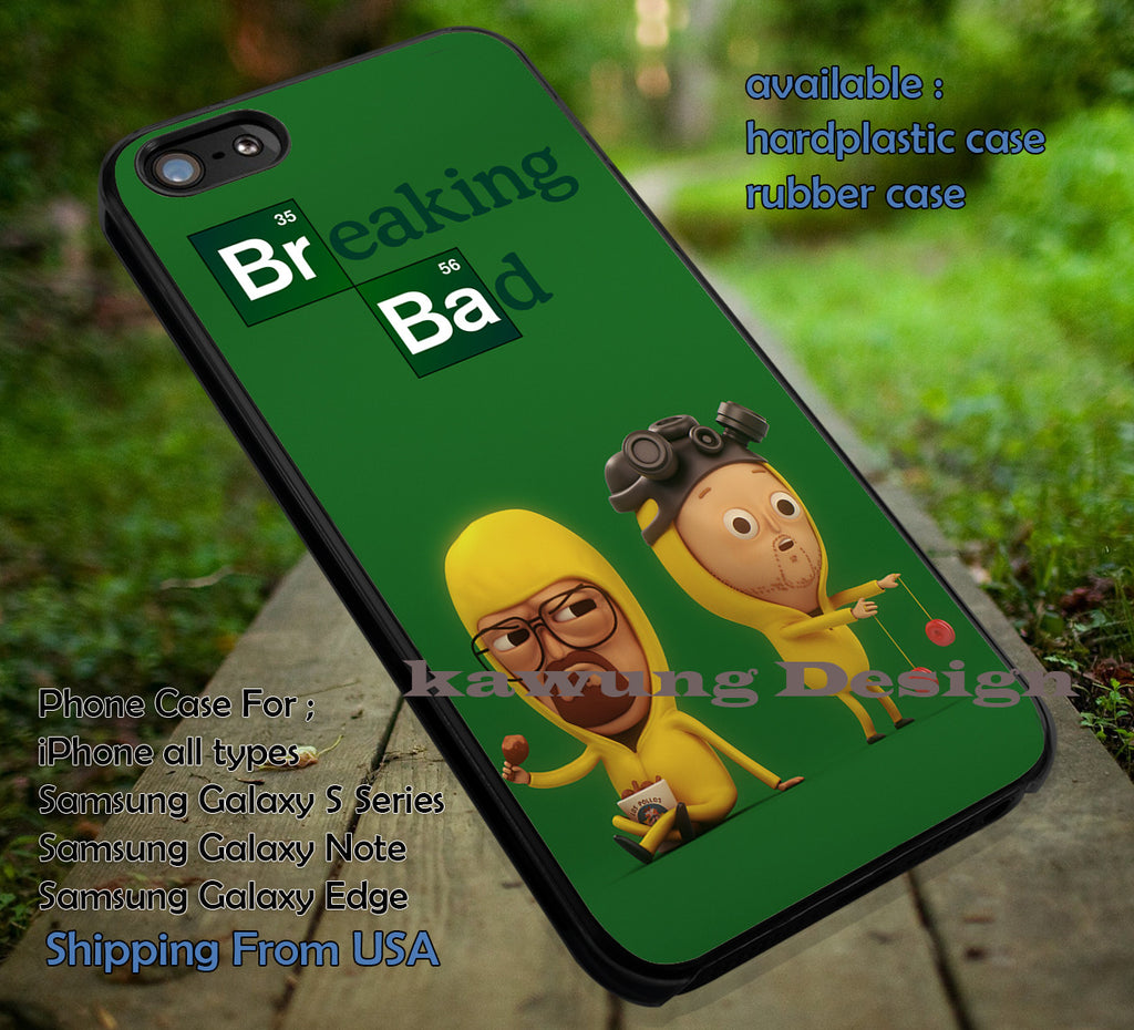 Breaking Bad Cute Art iPhone 6s 6 6s+ 5c 5s Cases Samsung Galaxy s5 s6 Edge+ NOTE 5 4 3 #movie #BreakingBad dt - Kawung Design  - 1