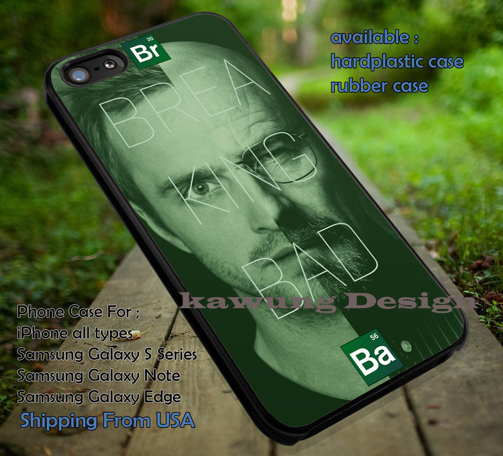 Breaking Bad Walter White and Jesse Pinkman iPhone 6s 6 6s+ 5c 5s Cases Samsung Galaxy s5 s6 Edge+ NOTE 5 4 3 #movie #BreakingBad dt - Kawung Design  - 1