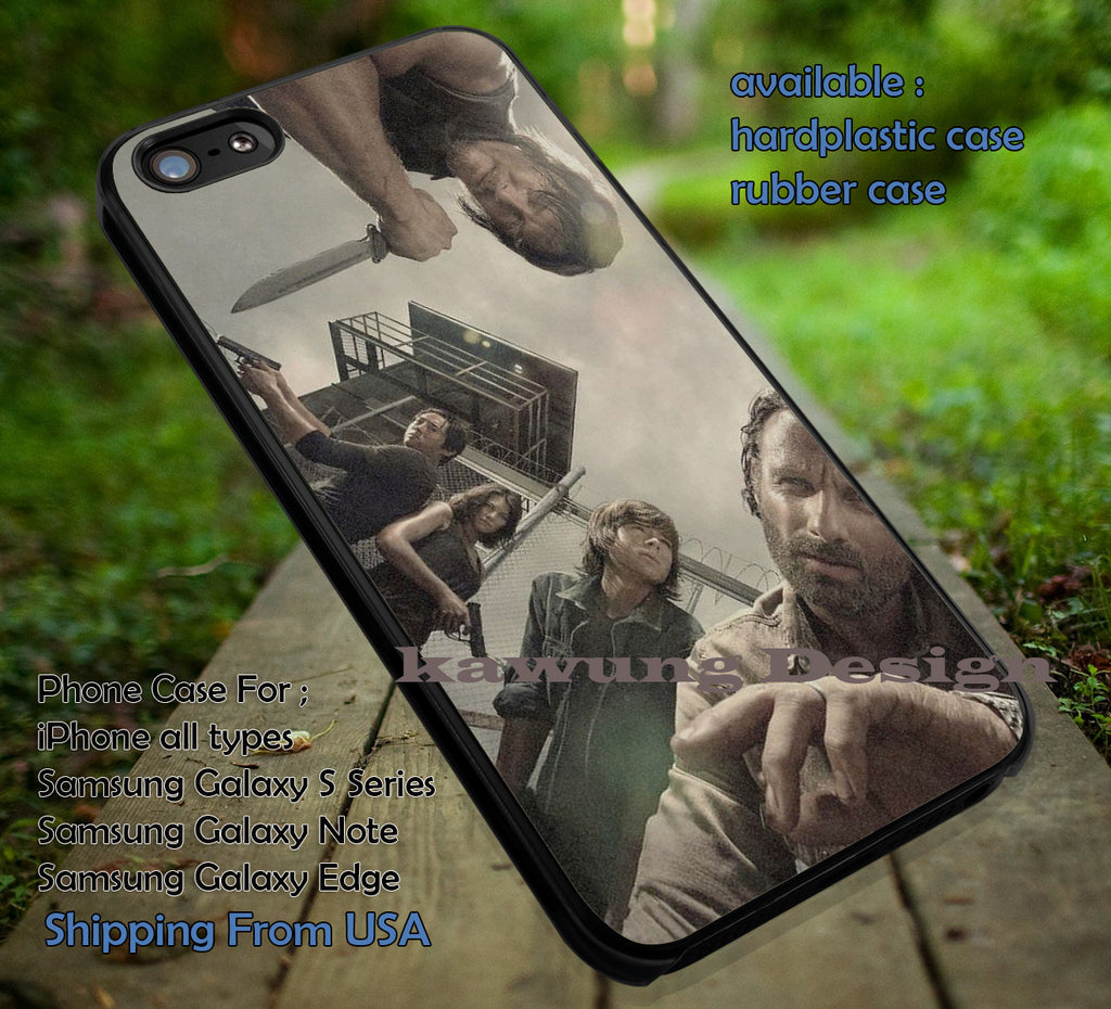 walking dead iphone 7 phone cases