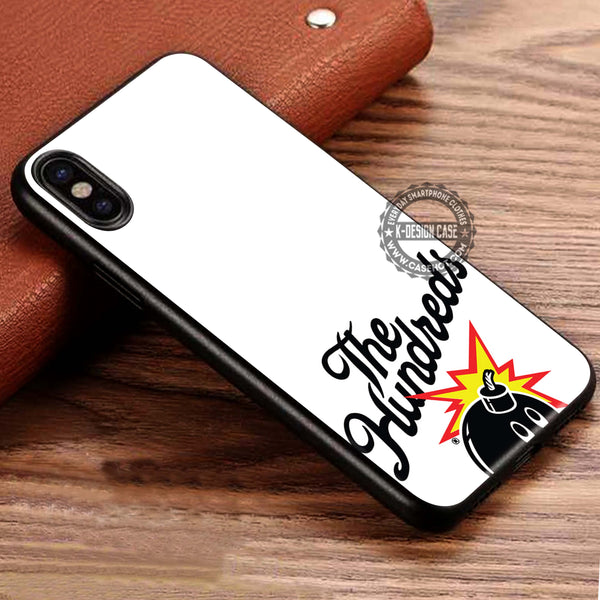 The Hundreds Dope Boom iPhone X Case