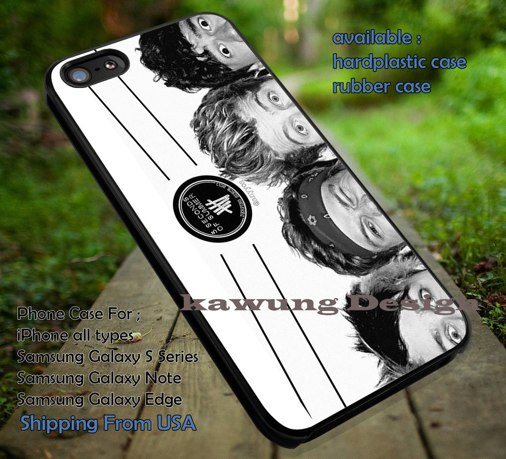5 Seconds of Summer Eyes and Logo iPhone 6s 6 6s+ 5c 5s Cases Samsung Galaxy s5 s6 Edge+ NOTE 5 4 3 #music #5sos dt - K-Designs