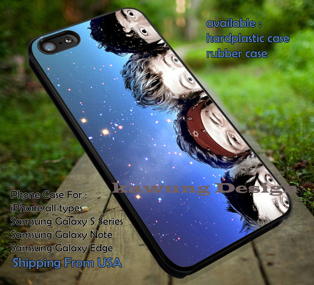 5 Seconds of Summer Eyes with Stars iPhone 6s 6 6s+ 5c 5s Cases Samsung Galaxy s5 s6 Edge+ NOTE 5 4 3 #music #5sos dt - K-Designs