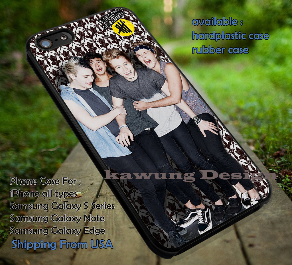 5 Seconds of Summer Sherlock Wallpaper iPhone 6s 6 6s+ 5c 5s Cases Samsung Galaxy s5 s6 Edge+ NOTE 5 4 3 #music #5sos dt - K-Designs