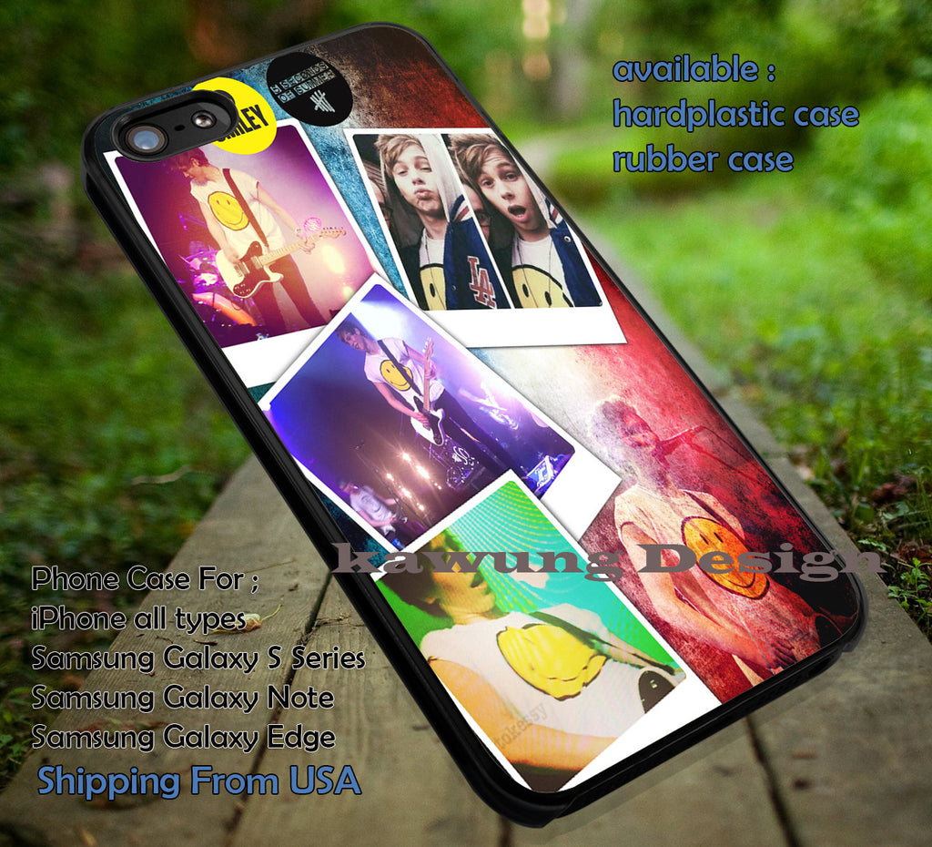 5 Seconds Of Summer Luke Hemmings iPhone 6s 6 6s+ 5c 5s Cases Samsung Galaxy s5 s6 Edge+ NOTE 5 4 3 #music #5sos dt - K-Designs