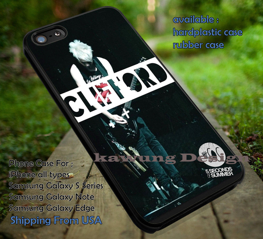 5 Seconds Of Summer Michael Clifford iPhone 6s 6 6s+ 5c 5s Cases Samsung Galaxy s5 s6 Edge+ NOTE 5 4 3 #music #5sos dt - K-Designs