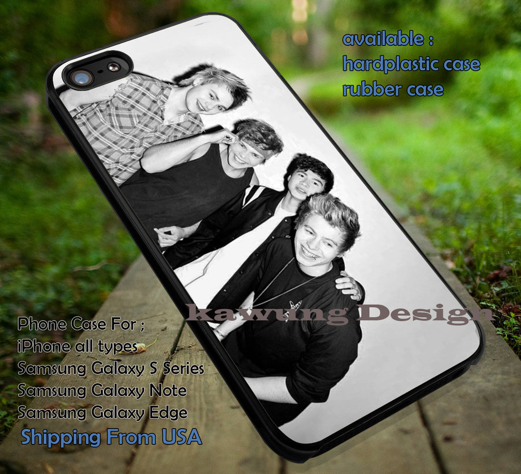 5 Seconds of Summer iPhone 6s 6 6s+ 5c 5s Cases Samsung Galaxy s5 s6 Edge+ NOTE 5 4 3 #music #5sos dt - K-Designs