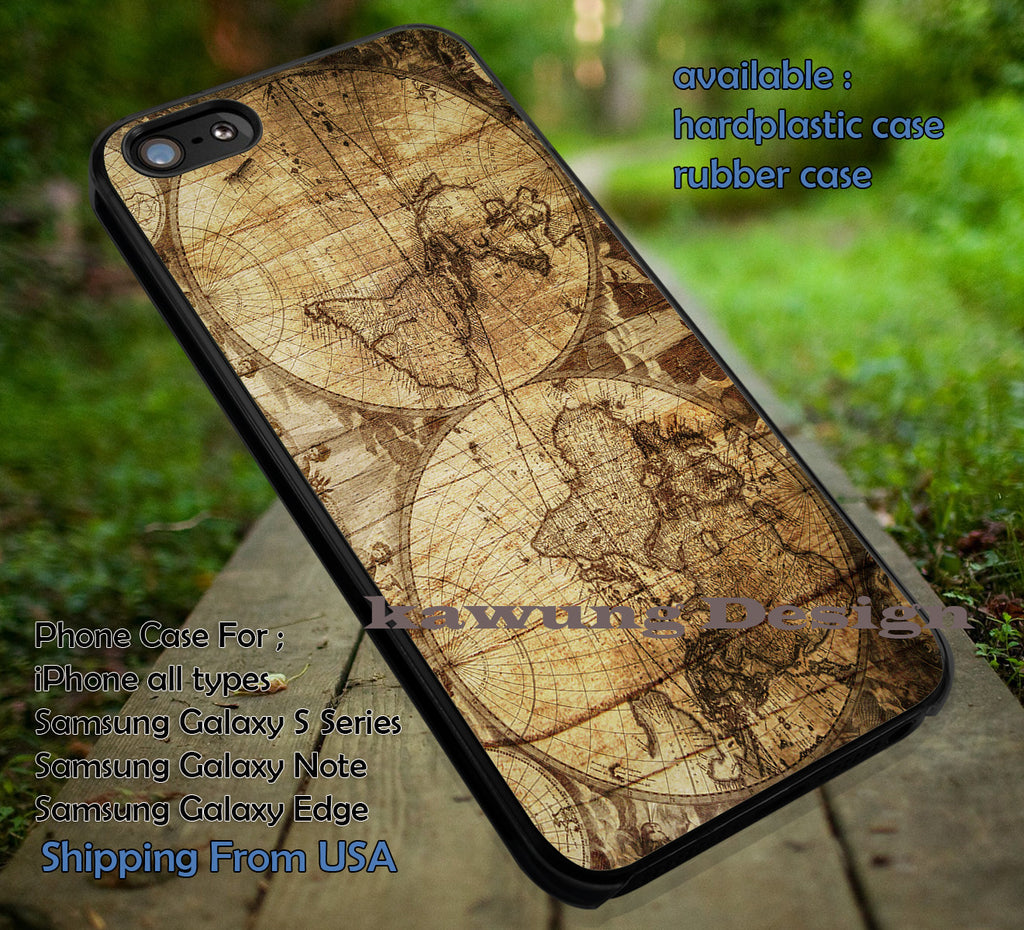 Vintage world map wood texture iphone 6s 6 6s 5c 5s cases samsung vintage world map wood texture iphone 6s 6 6s 5c 5s cases samsung galaxy s5 s6 gumiabroncs Gallery