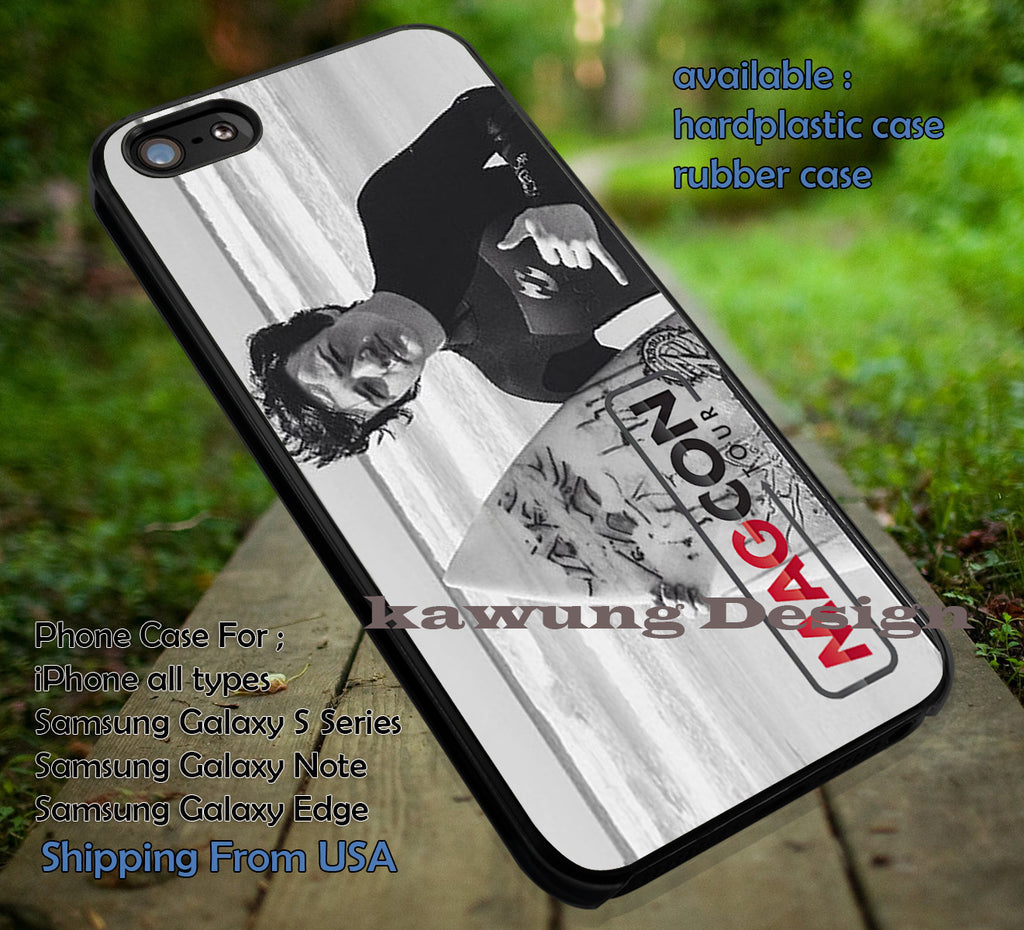 Aaron Carpenter Surf iPhone 6s 6 6s+ 6plus Cases Samsung Galaxy s5 s6 Edge+ NOTE 5 4 3 #movie #MagconBoys ii - Kawung Design  - 1