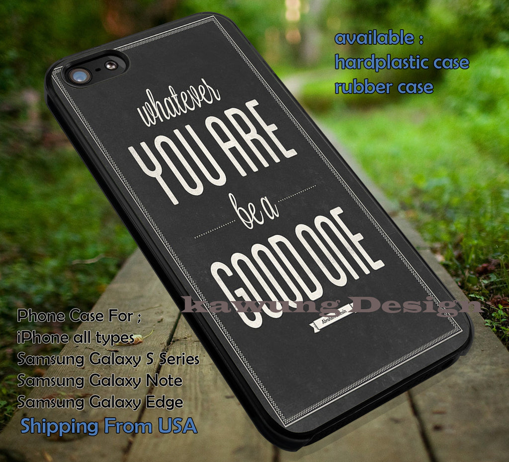 Abraham Lincoln Quote iPhone 6s 6 6s+ 6plus Cases Samsung Galaxy s5 s6 Edge+ NOTE 5 4 3 #quote ii - Kawung Design  - 1