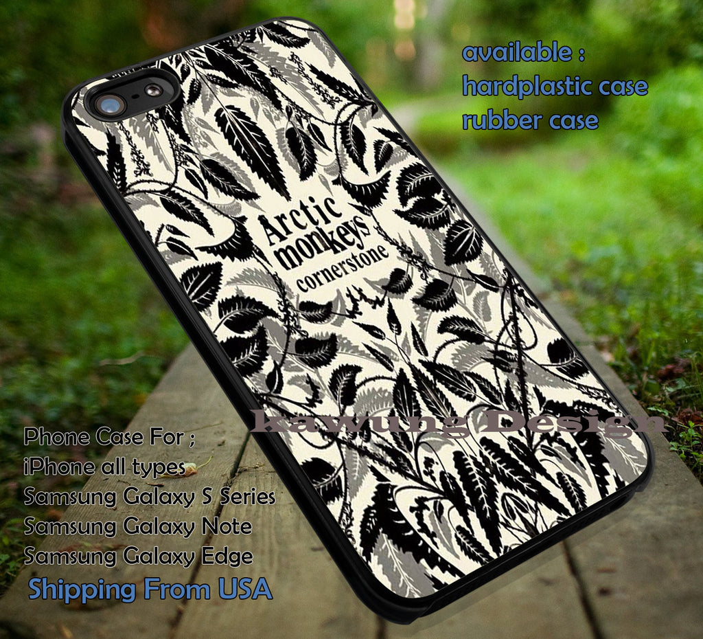 Album art collage,  arc, arctic monkeys, logo band,  case/cover for iPhone 4/4s/5/5c/6/6+/6s/6s+ Samsung Galaxy S4/S5/S6/Edge/Edge+ NOTE 3/4/5 #music #arc #cartoon ii - Kawung Design  - 1