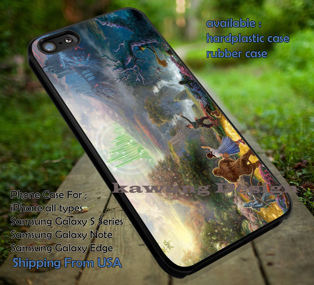 Amazing Scenery | Art Wizard | Harry Potter iPhone 6s 6 6s+ 6plus Cases Samsung Galaxy s5 s6 Edge+ NOTE 5 4 3 #movie #HarryPotter ii - Kawung Design  - 4