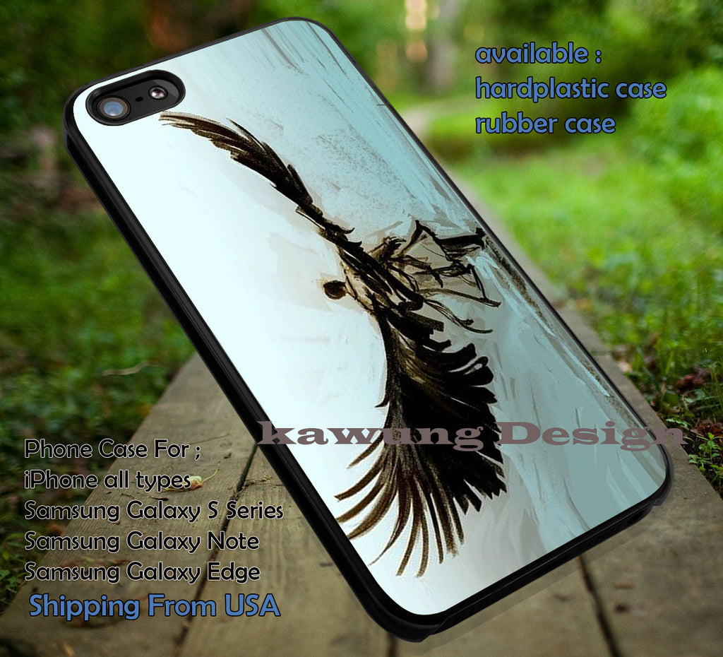 Art of Angel | Castiel | Supernatural iPhone 6s 6 6s+ 6plus Cases Samsung Galaxy s5 s6 Edge+ NOTE 5 4 3 #movie #supernatural ii - Kawung Design  - 1