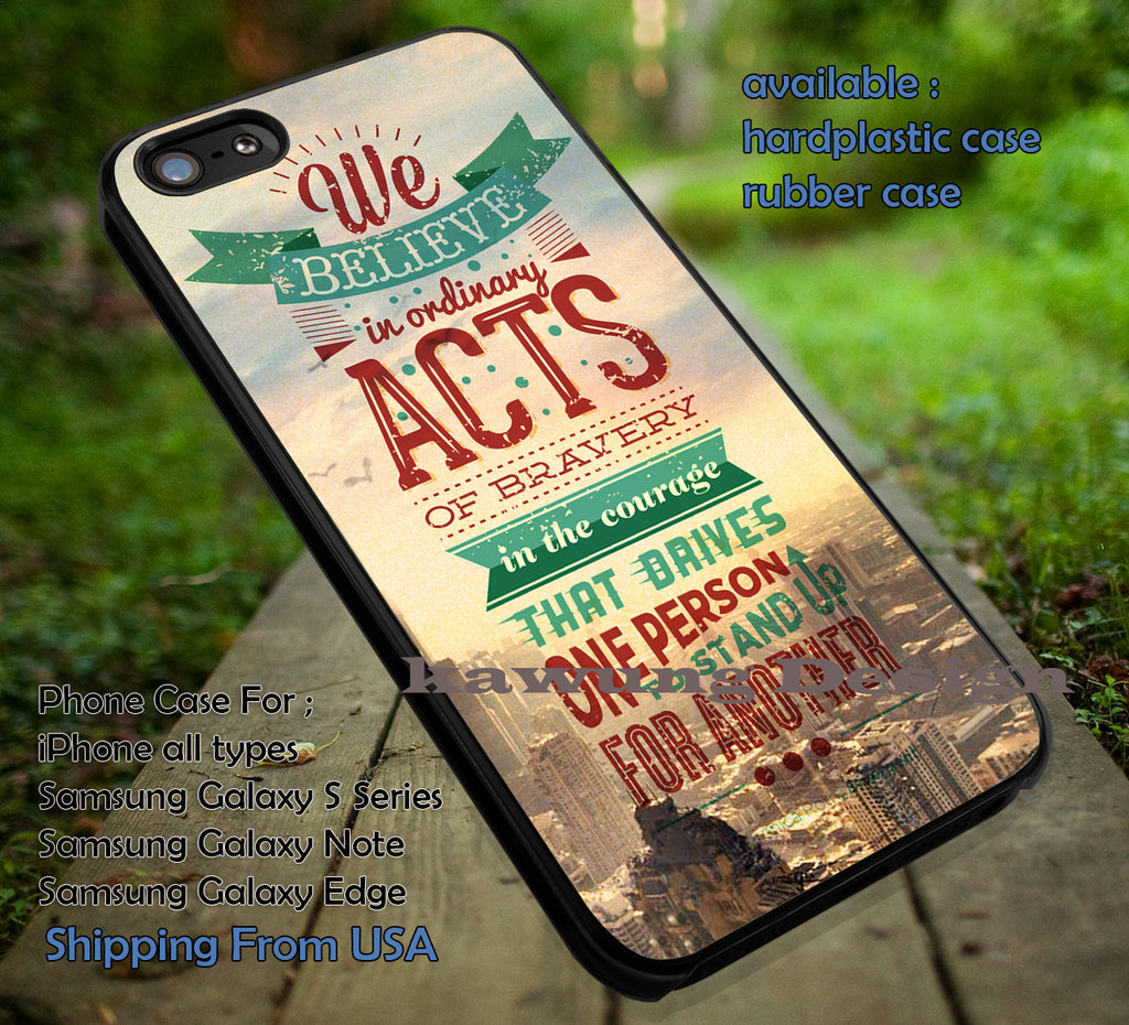 Art Quote Movie iPhone 6s 6 6s+ 6plus Cases Samsung Galaxy s5 s6 Edge+ NOTE 5 4 3 #quote ii - Kawung Design  - 1