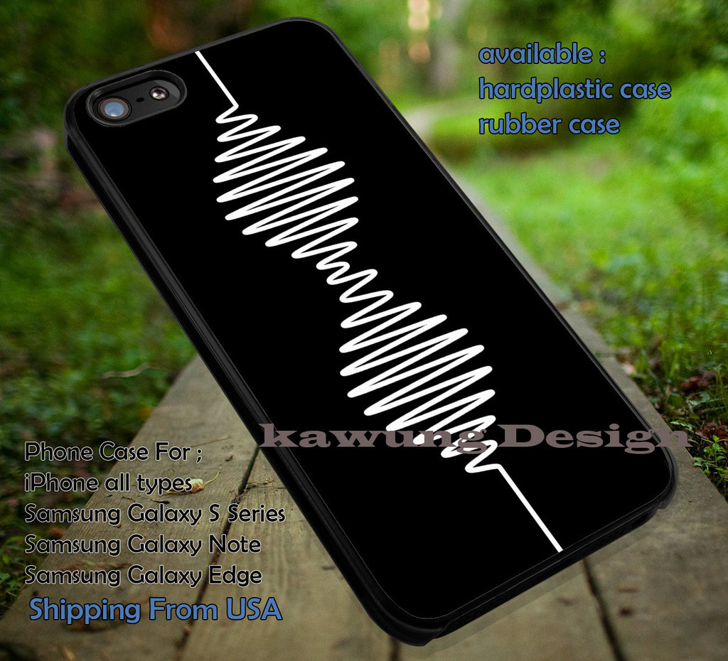 Artic Monkeys Logo iPhone 8+ 7 6s Cases Samsung Galaxy S8 S7 edge NOTE 8 5 4