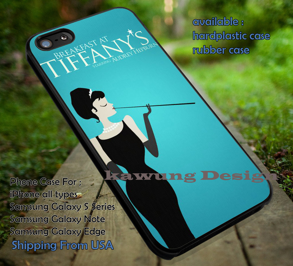 Audrey Hepburn Breakfast Vector iPhone 6s 6 6s+ 6plus Cases Samsung Galaxy s5 s6 Edge+ NOTE 5 4 3 #movie #actrees #adh ii - Kawung Design  - 1