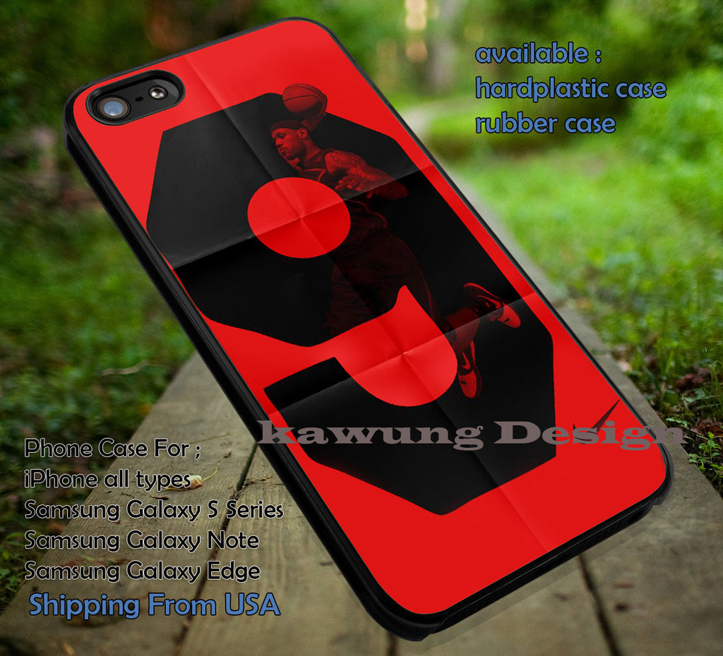 Basketball, Lebron James, Basket, Sport, Number 9, Player, case/cover for iPhone 4/4s/5/5c/6/6+/6s/6s+ Samsung Galaxy S4/S5/S6/Edge/Edge+ NOTE 3/4/5 #sport iin - Kawung Design  - 1