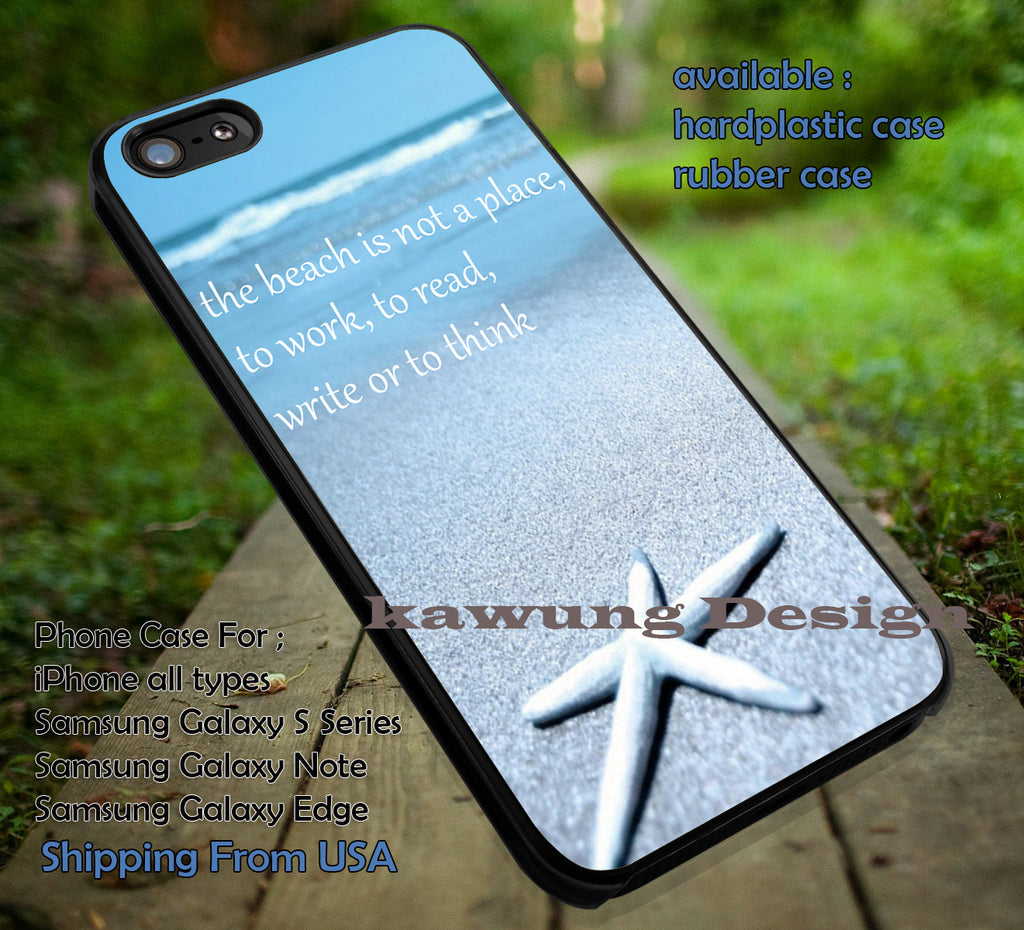 Beach quote starfish, one direction,1D, case/cover for iPhone 4/4s/5/5c/6/6+/6s/6s+ Samsung Galaxy S4/S5/S6/Edge/Edge+ NOTE 3/4/5 #music #1d ii - Kawung Design  - 1