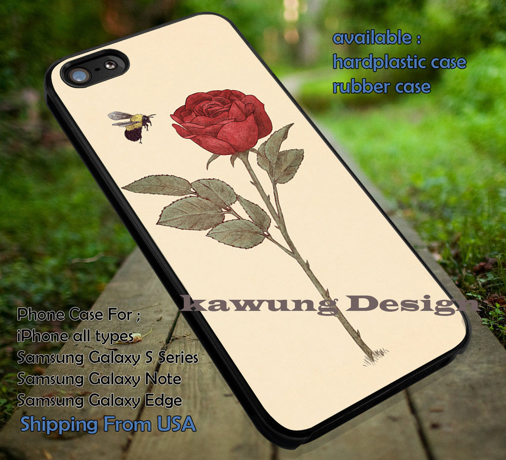 Beautiful Rose Vintage iPhone 6s 6 6s+ 6plus Cases Samsung Galaxy s5 s6 Edge+ NOTE 5 4 3 #art ii - Kawung Design  - 1