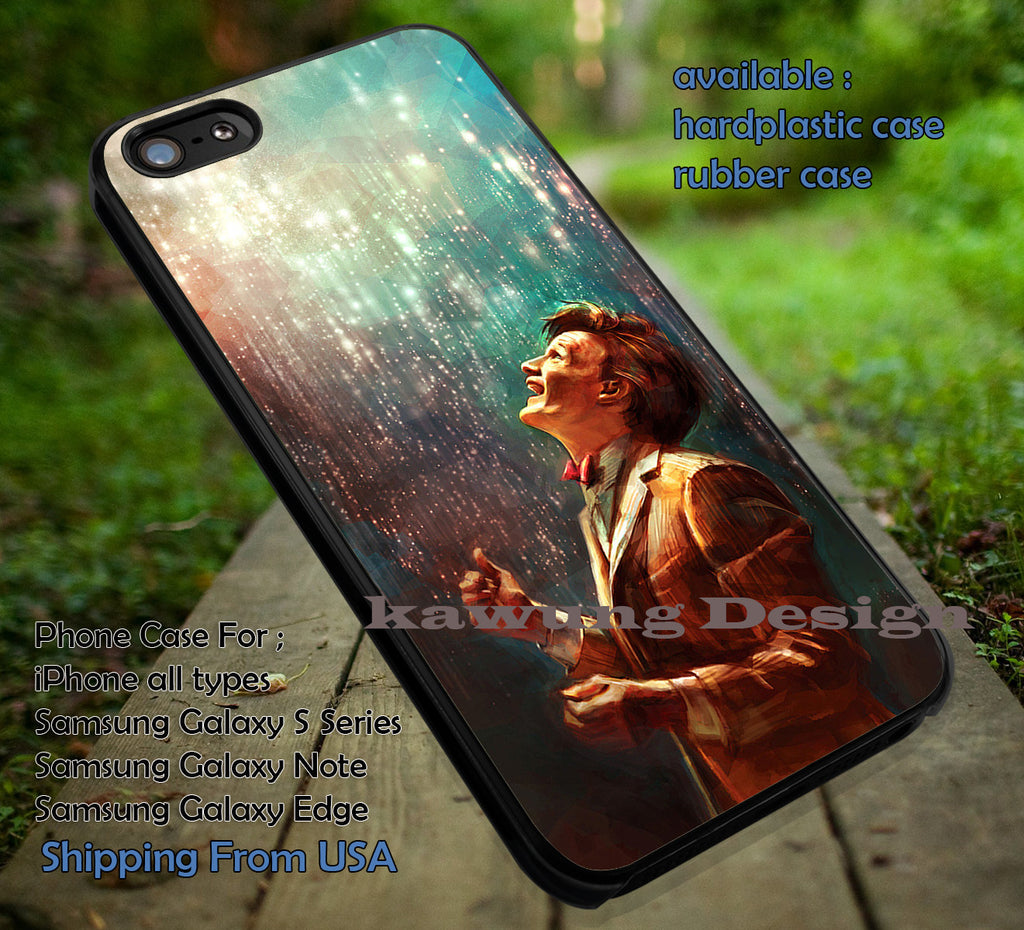 Blingee Rain | Doctor Who | Tardis iPhone 6s 6 6s+ 6plus Cases Samsung Galaxy s5 s6 Edge+ NOTE 5 4 3 #movie #cartoon #superwholock #supernatural #doctorwho #sherlockholmes ii - Kawung Design  - 1
