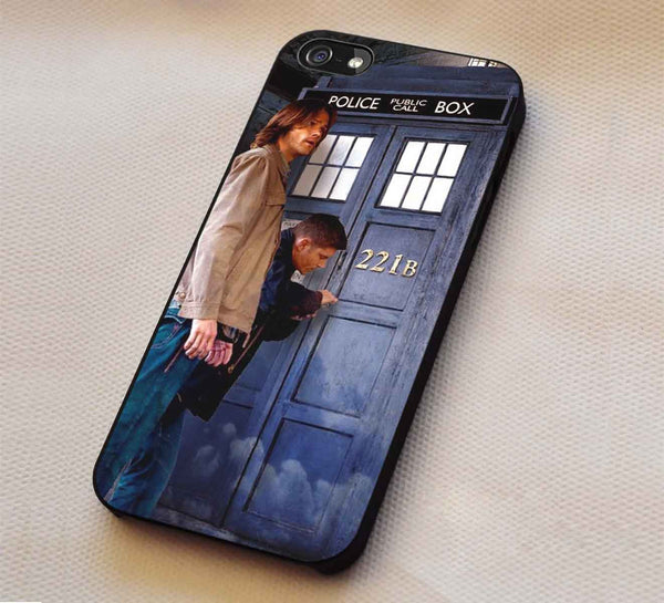 Breaking in Entry Tardis iPhone 6s 6 6s+ 5c 5s Cases Samsung Galaxy s5 s6 Edge+ NOTE 5 4 3 #movie #supernatural #superwholock #sherlock #doctorWho lk1 - Kawung Design  - 1