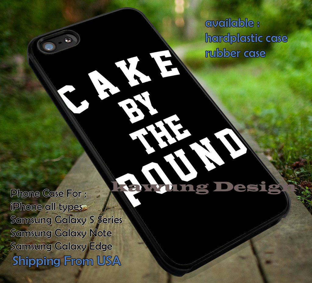 Cake,  cake by the pound, beyonce, case/cover for iPhone 4/4s/5/5c/6/6+/6s/6s+ Samsung Galaxy S4/S5/S6/Edge/Edge+ NOTE 3/4/5 #music #byc ii - Kawung Design  - 1